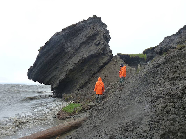 The pace at which the world's permafrost soils are warming