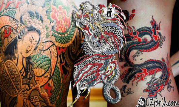japan tattoo, irezumi