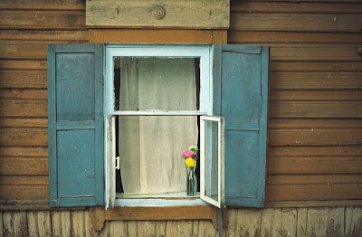 Transsibérien, Irkoutsk,  © L. Gigout, 1990