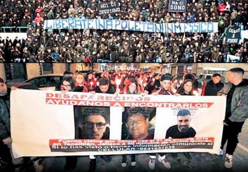 """La HICIERON de """"TOS"""" en ITALIA y YA CAPTURARON a 4 """"POLIS"""", """"Levantaron"""" a los """"RUSSO☆"""" y los ENTREGARON a CARTEL...esa justicia tan selectiva."""
