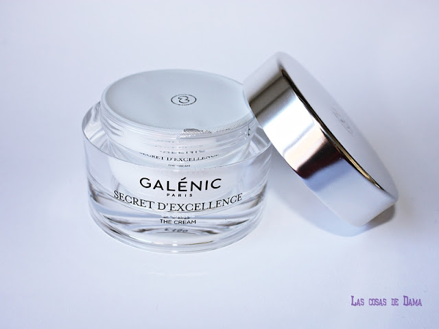 Galénic Secret D'Excellence - La Crema antiaging antiedad pierre fabre belleza cuidado facial skin care beauty dermocosmetica