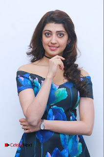 Actress Praneetha Latest Stills in Floral Short Dress at Enakku Vaaitha Adimaigal Press Meet  0001.jpg