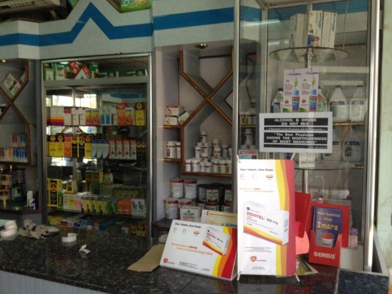 Mak Medics Ltd Arusha: April 2013