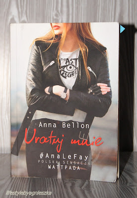 "Anna Bellon - ""Uratuj mnie"""