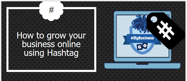 how-to-grow-your-business-online-using-hashtag
