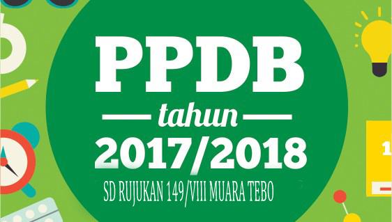Informasi Penerimaan Peserta Didik Baru tahun 2017/2018