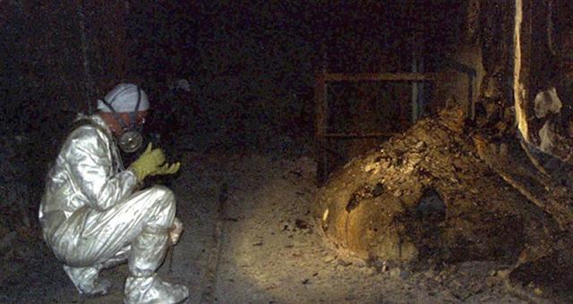 La radiación de la Pata altera las fotografías