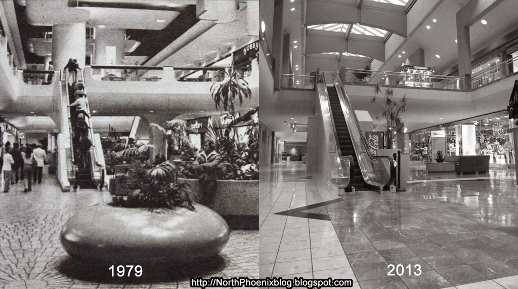 The History Of Metrocenter Mall
