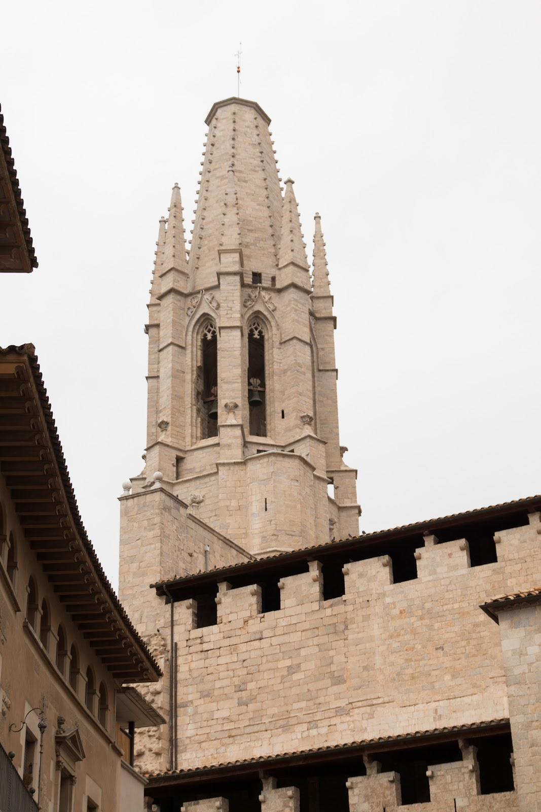 Visiting Girona City, location for Game of Thrones Season 6
