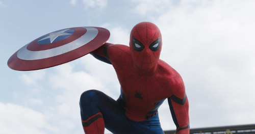 Captain America: Civil War, Spiderman is back!!!
