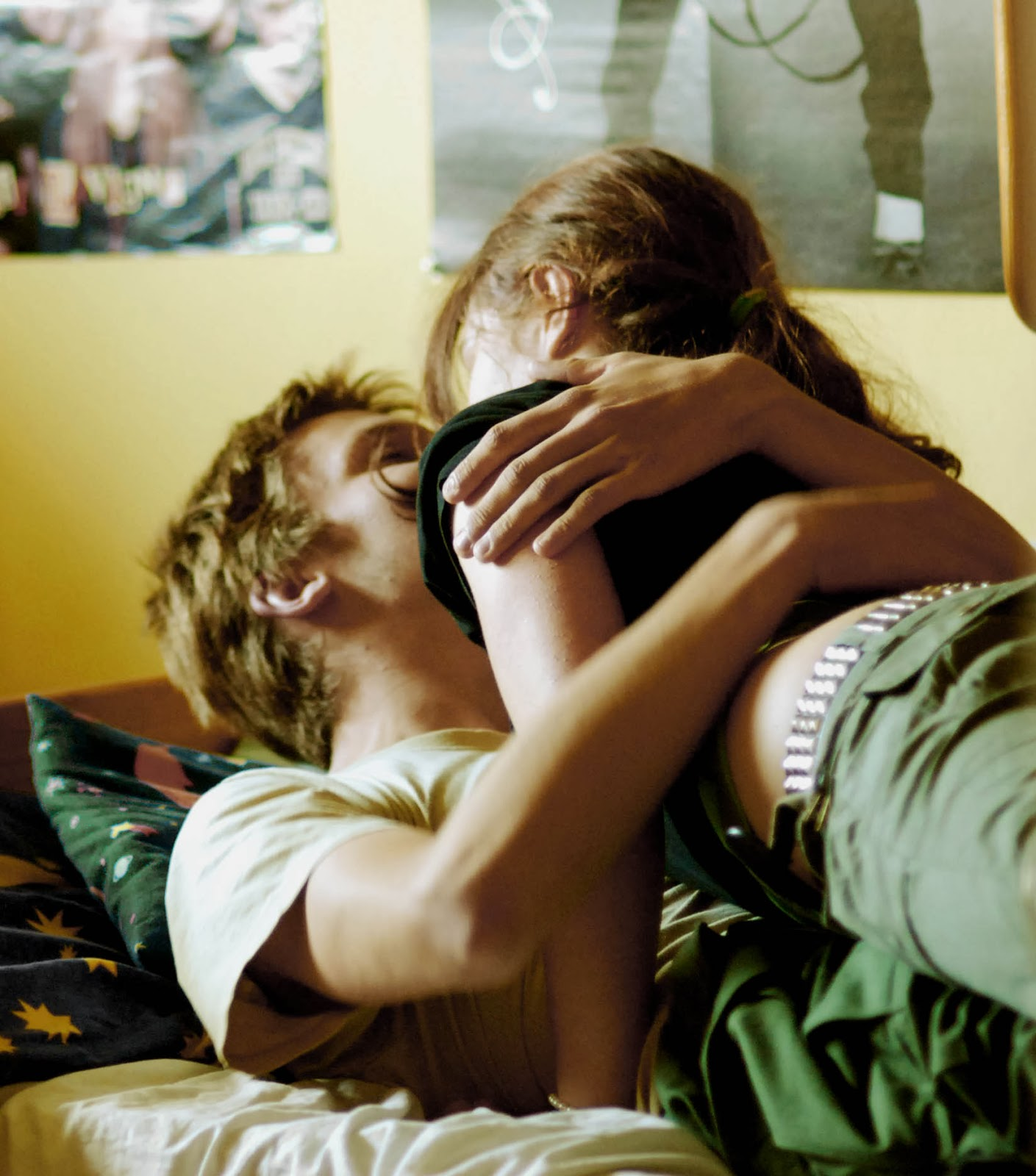 Kiss Morning Good Love U My