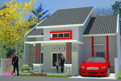 model rumah minimalis