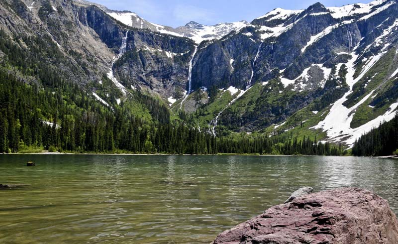 Adventure Travel, Hiking in Glacier National Park