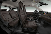 BMW i3 (2019) Interior