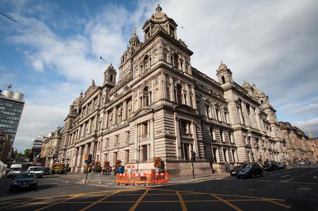 City chambers-Glasgow