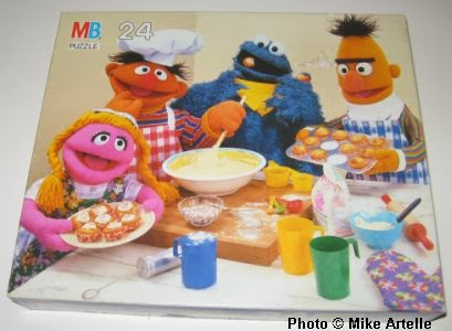 Mikey S Muppet Memorabilia Museum Sesame Street 1990 1999