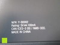 Information: LOGITECH K280e corded Keyboard USB black for Business, QWERTZ, deutsches Layout