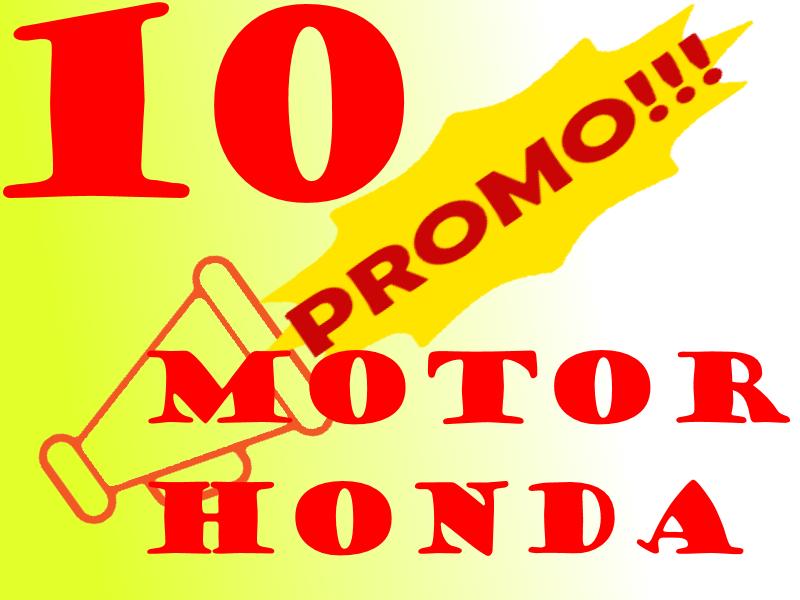 Promo Dealer Motor Honda Solo