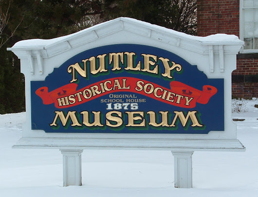 Buccino Notables talk at Nutley Museum March 19