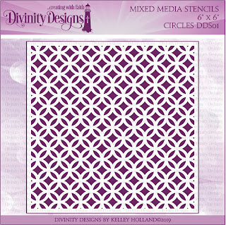 Divinity Designs Custom Stencils: Circles