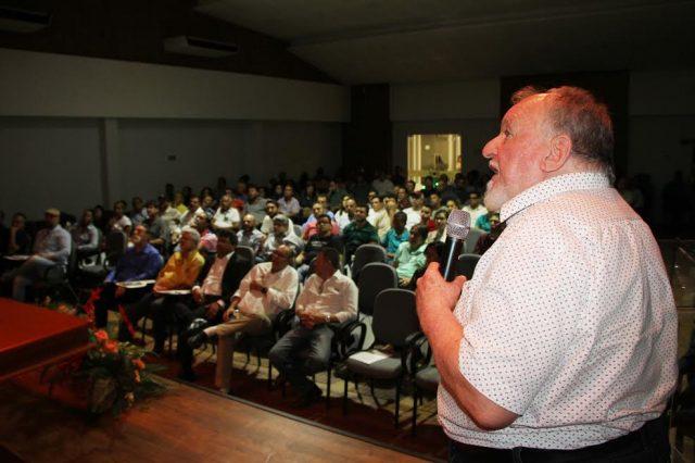 Especialista faz palestra em Petrolina e anuncia fim da estiagem prolongada no Nordeste