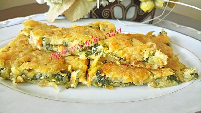 Ispanaklı Patates Böreği - viphanimlar.com