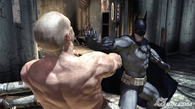 Batman Arkham Asylum (PC) 2009
