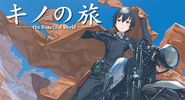 Kino No Tabi The Beautiful World TV Anime