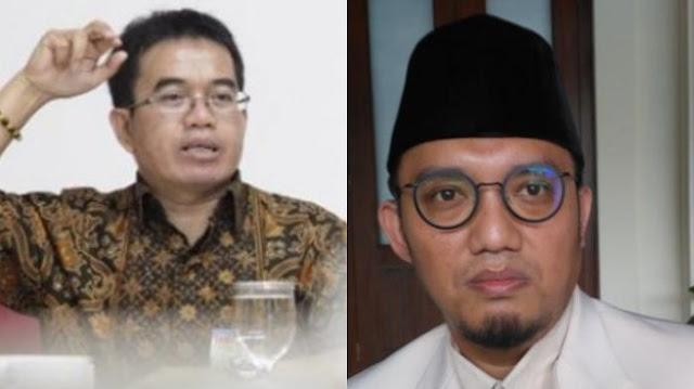 Komentar Dahnil Soal Mundurnya Yudi Latief Jadi Sorotan Netizen: Kalimat Terakhirnya Cantik Bang!