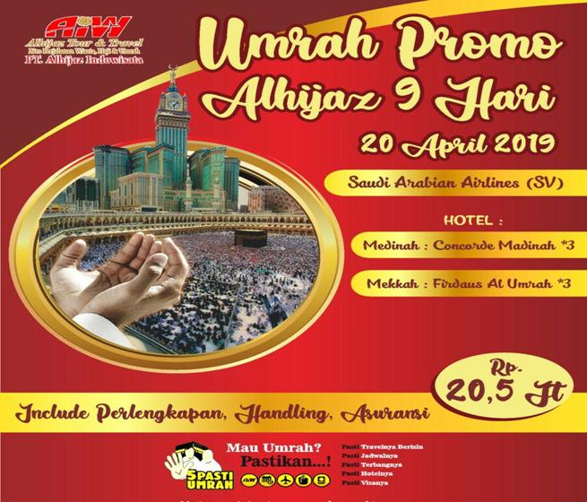 travel alhijaz umroh promo