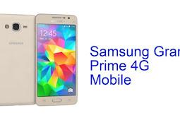Samsung Grand Prime 4G Lte Specification Details