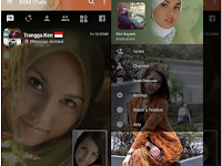 BBM MOD Seksi Siti Maria Ozawa Full Transparan ekyud banget v3.2.0.6 Apk  Terbaru