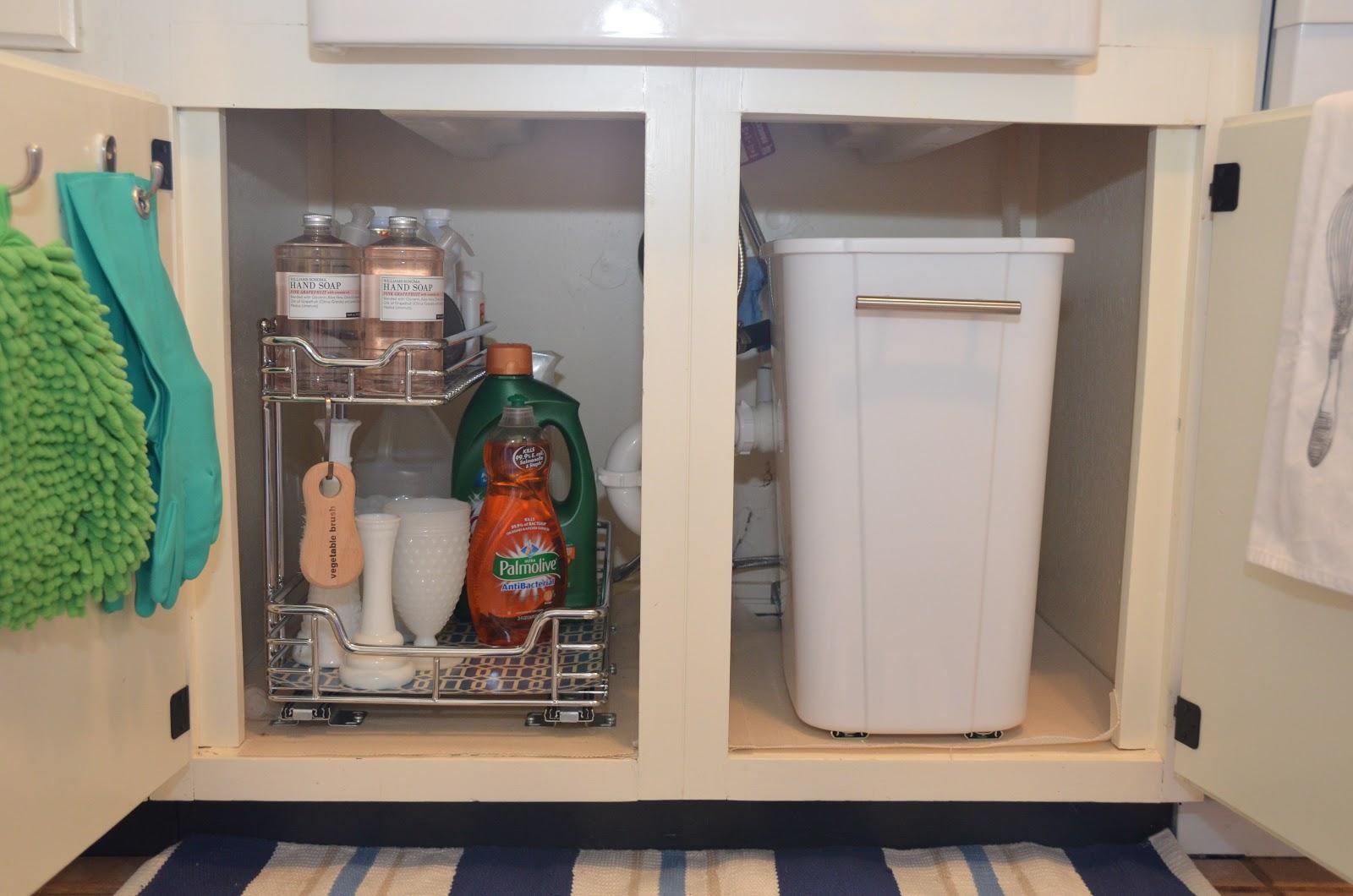 under kitchen sink storage lighting melbourne iron and twine