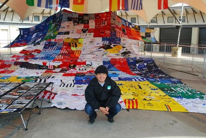La Mirada De Un Coleccionista   Colecciones de camisetas de fútbol ... 5dd763f77f936