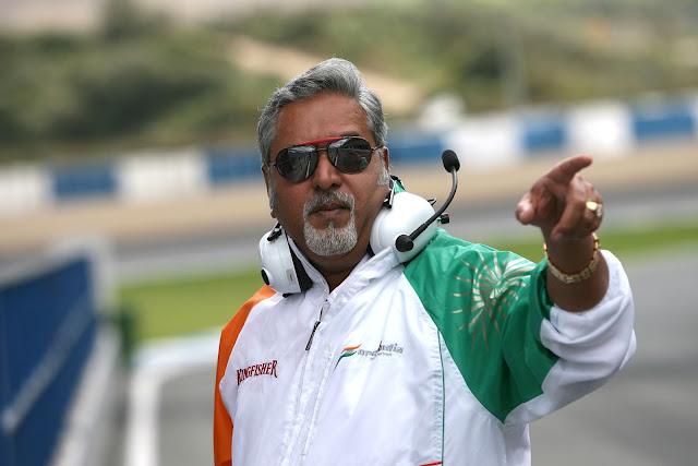 Vijay Mallya, India