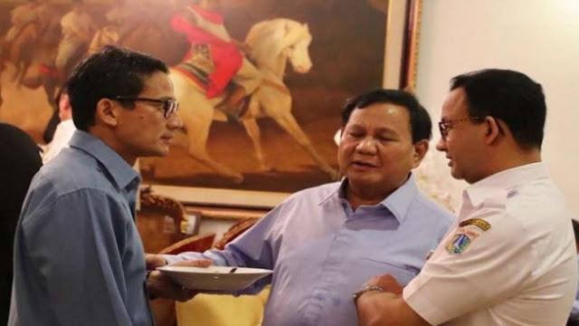 Gerindra Minta Anies Ikut Dampingi Prabowo-Sandi pada Debat Perdana