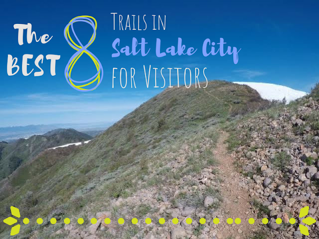 The Best 8 Trails in Salt Lake City for Visitors