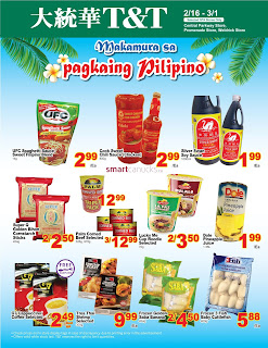 T&T Supermarket Flyer valid Flyer February 9 - 15, 2018 Weekly Specials