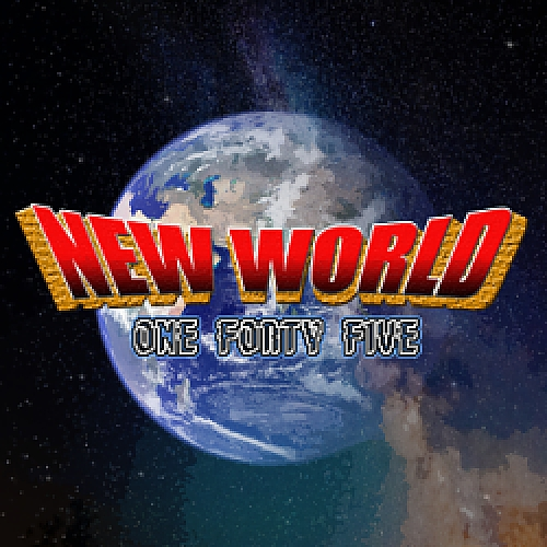 one forty five new world をフリーダウンロードで公開しました