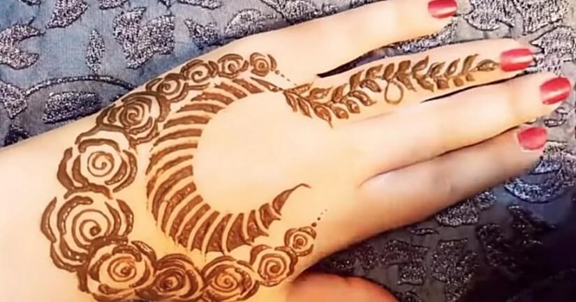 Top 20 A to z alphabet all letter mehndi design (most beautiful)