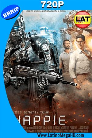 Chappie (2015) Latino HD 720P ()