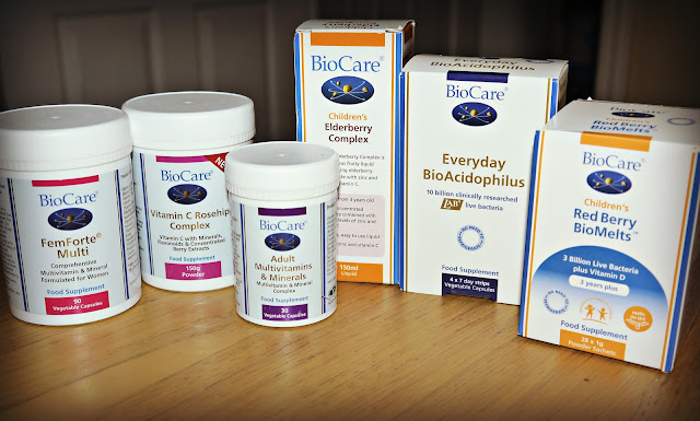 BioCare Nutritional Supplements
