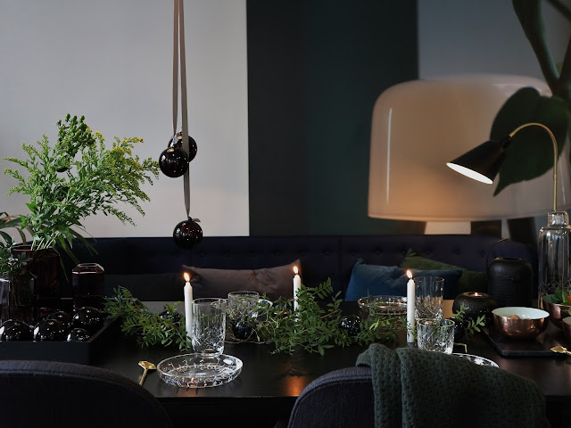 Noël / Christmas / Vaisselle / Cristal / 1 / Louise Roe Copenhagen /