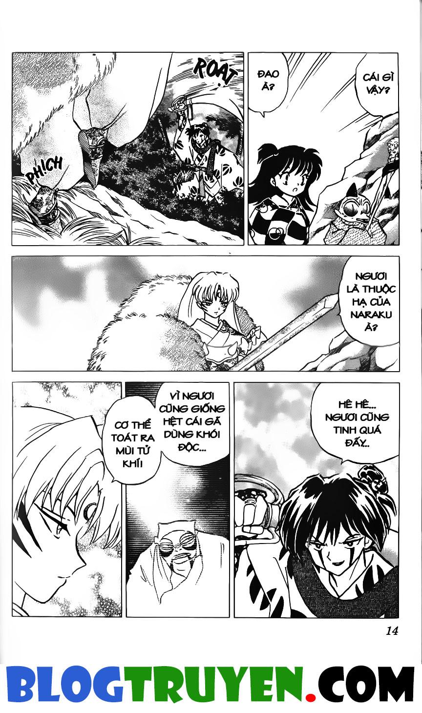 Inuyasha vol 27.1 trang 10