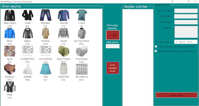 C# Kuru Temizleme Otomasyonu-kuru-temizleme-otomasyonu-musteri-urun-ekleme-sayfasi-listbox-listview