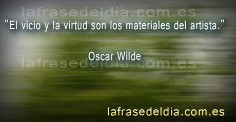 Grandes frases de Oscar Wilde