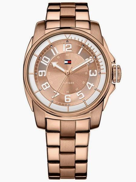 653d8ae1940 Ur: Cameron_PI: Rosaguld belagt: Nude. Pilgrim uret i rosa guld med den  sorte urskive er velegnet til mænd såvel som damer.