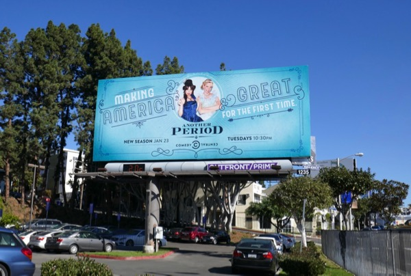 Another Period season 3 billboard