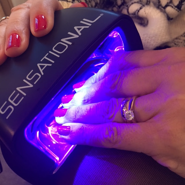 Sensationail Gel to Polish starter kit