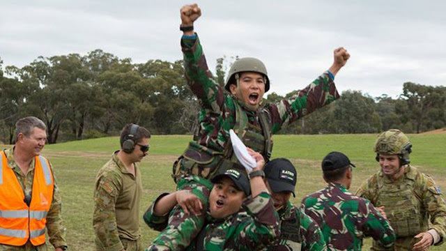 Serda Woli Hamsan Penembak Terbaik AASAM 2017